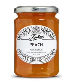 Tiptree Peach Preserve 12oz