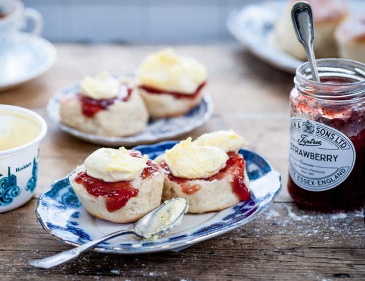 Tiptree Recipes